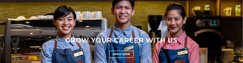 Coffee Bean Jobs In Philippines Job Vacancies Jan 2021 Jobstreet
