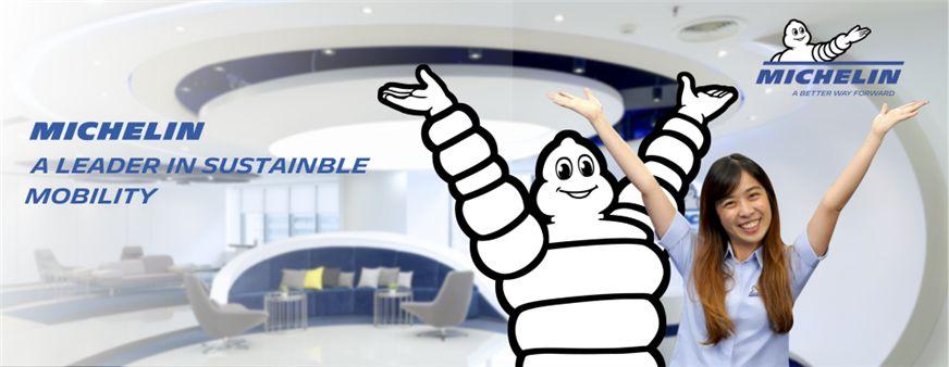Michelin Siam Co.,Ltd.'s banner