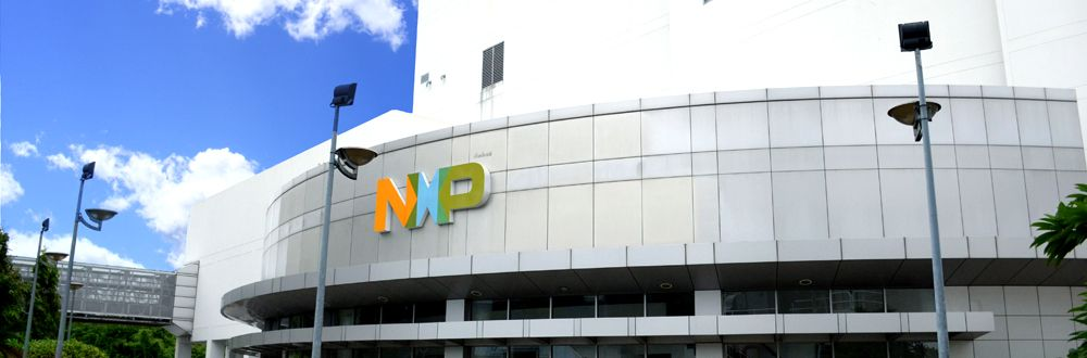 NXP Semiconductors's banner