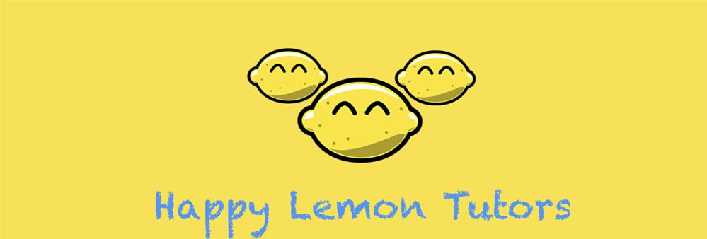 Happy Lemon Tutors's banner