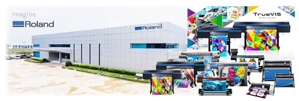 Roland Digital Group (Thailand) Co., Ltd.'s banner