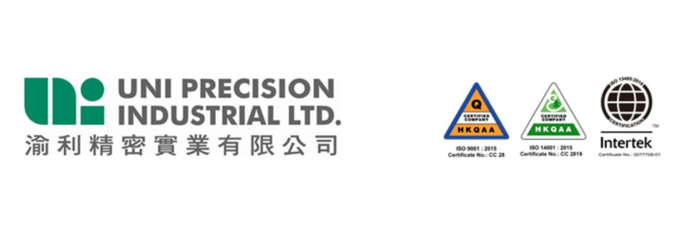 Uni Precision Industrial Ltd's banner