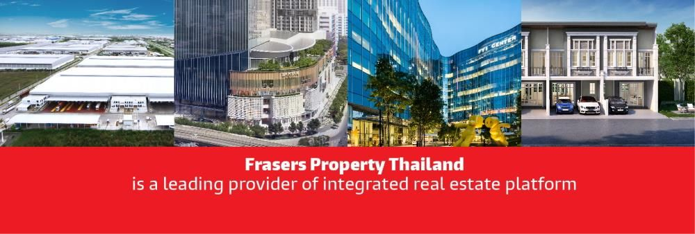 Frasers Property (Thailand) Public Co., Ltd. (FPT)'s banner