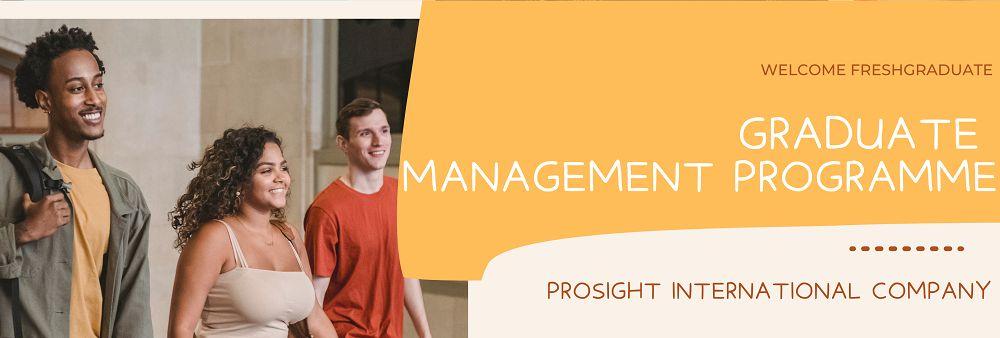 Prosight International Company's banner