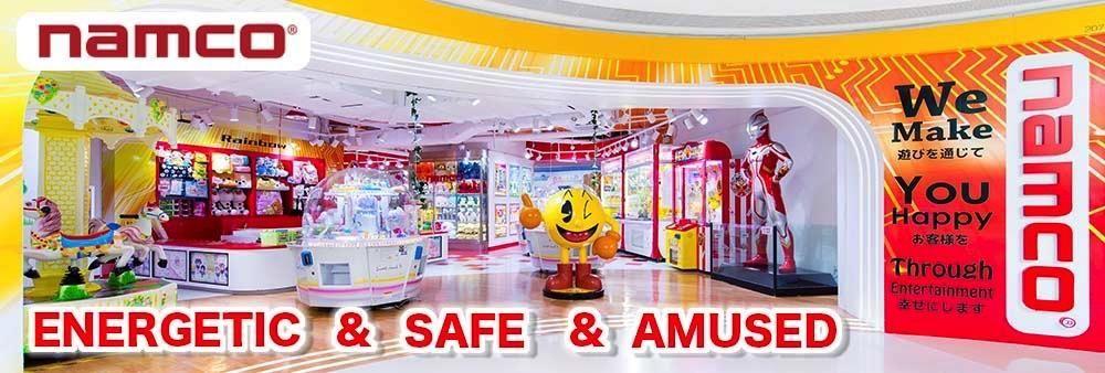 Namco Enterprises Asia, Limited's banner