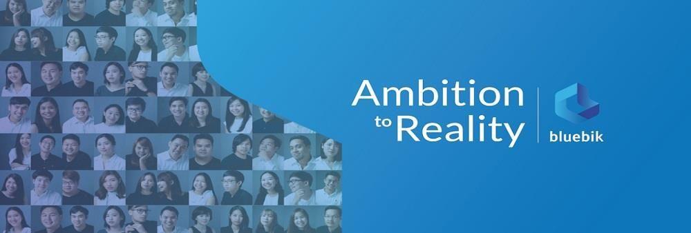 Bluebik Group Co., Ltd.'s banner