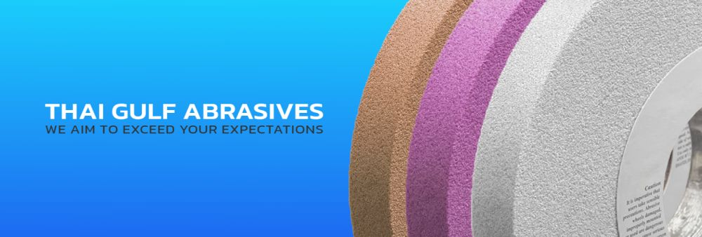 THAI GULF ABRASIVES CO., LTD.'s banner