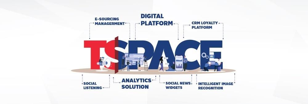 TSpace Digital Co., Ltd.'s banner