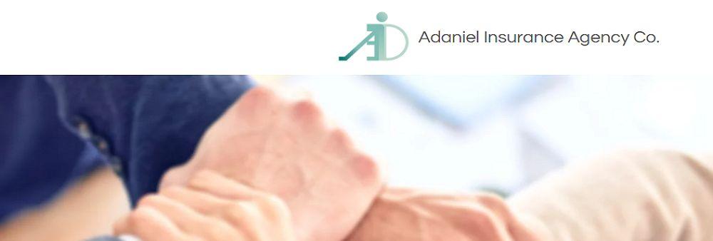Adaniel Ins Agency Co's banner