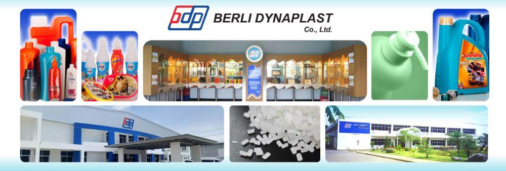 Berli Dynaplast Co., Ltd.'s banner