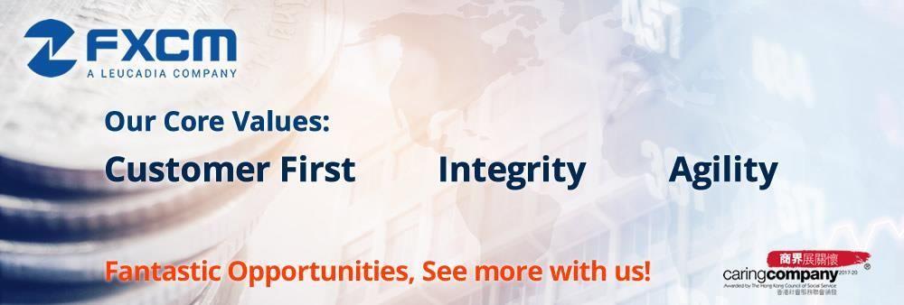 FXCM Global Services (HK) Ltd's banner