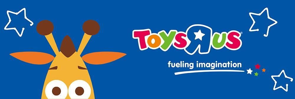 """Toys""""R""""Us (Asia) Limited's banner"""