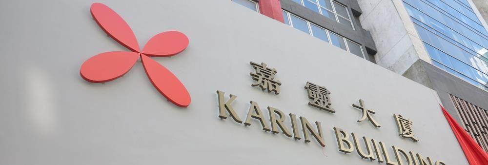 Karin Technology Holdings Ltd.'s banner