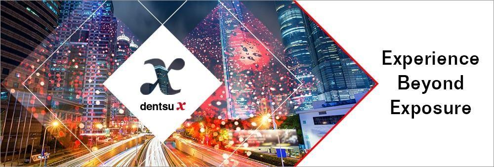 Dentsu X Limited's banner