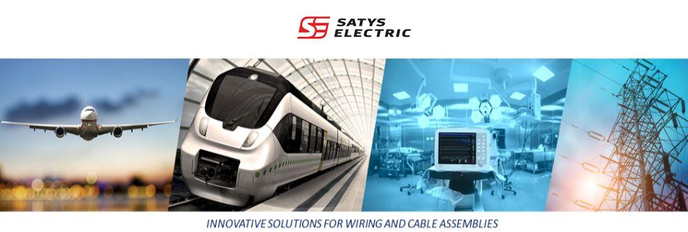 Satys Electric (Thailand) Co., Ltd.'s banner