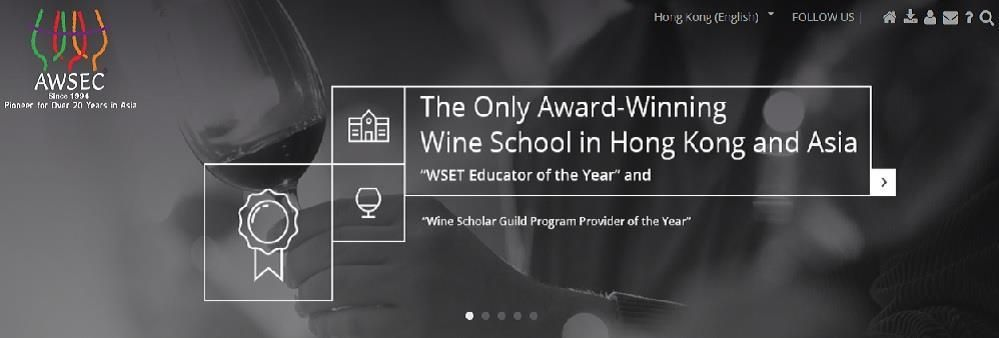 Asia Wine Service & Education Centre Holdings Limited's banner