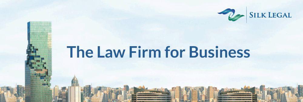 Silk Legal Co. Ltd.'s banner