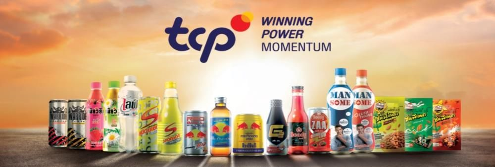 TCP Group / The Red Bull Beverage Co., Ltd.'s banner