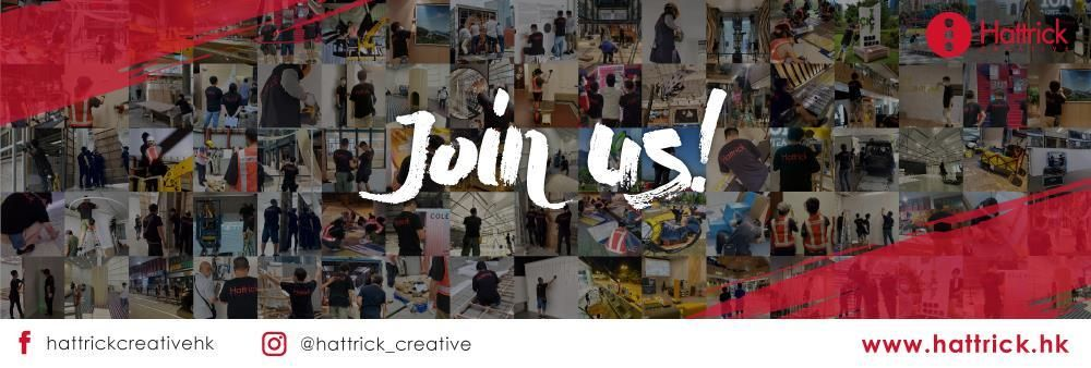 Hattrick Creative Limited's banner