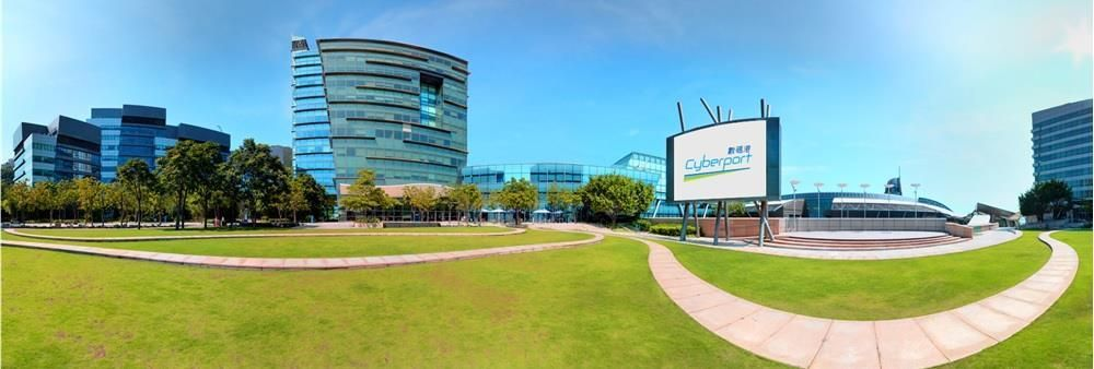 Hong Kong Cyberport Management Co Ltd's banner
