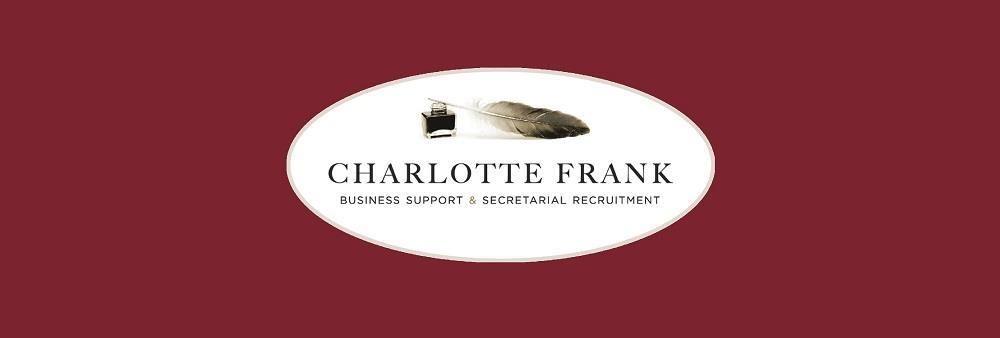 Charlotte Frank Limited's banner