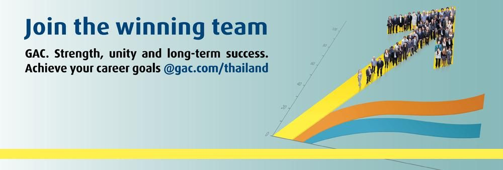 Gulf Agency Company (Thailand) Ltd.'s banner