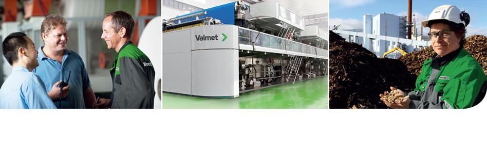 Valmet Co., Ltd.'s banner