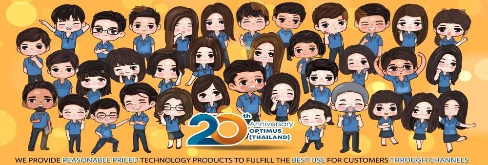 Optimus (Thailand) Co., Ltd.'s banner