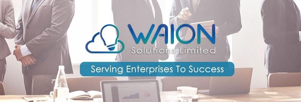 Waion Solutions Limited's banner