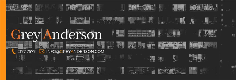 Grey Anderson Limited's banner