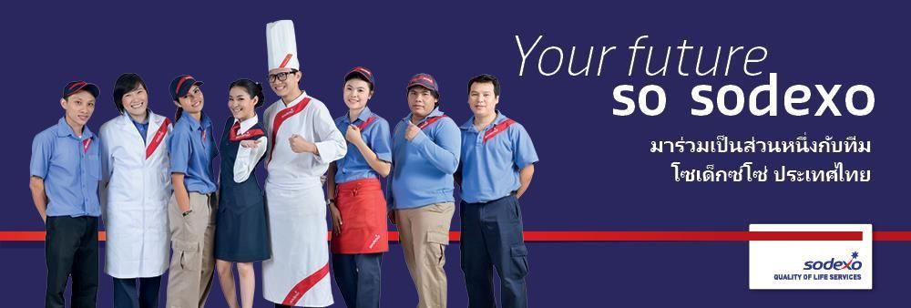Sodexo Services (Thailand) Ltd.'s banner
