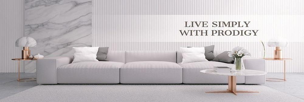 PRODIGY DESIGN CO., LTD.'s banner