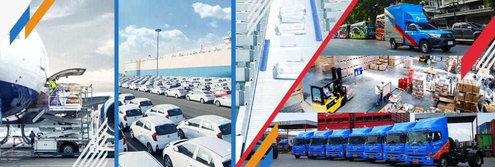 CJ Logistics (Thailand) Co., Ltd.'s banner