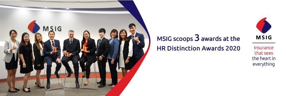 MSIG Insurance (Hong Kong) Limited's banner