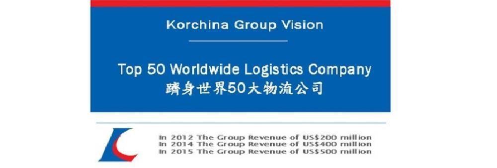 Korchina TNC Limited's banner