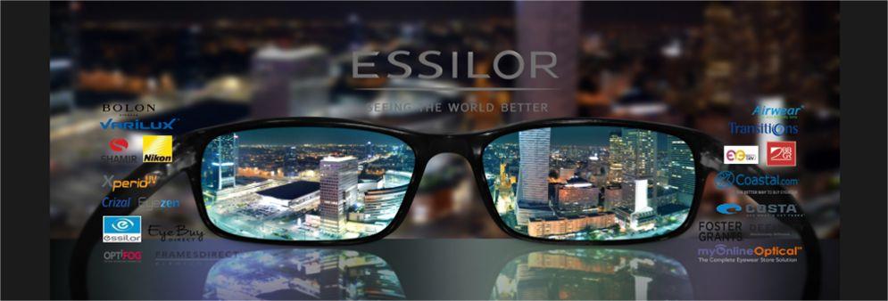 Essilor Group's banner