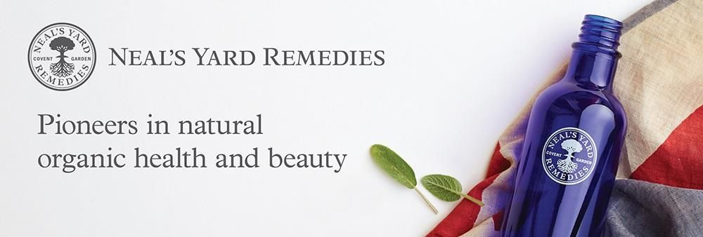 Neal's Yard Remedies's banner