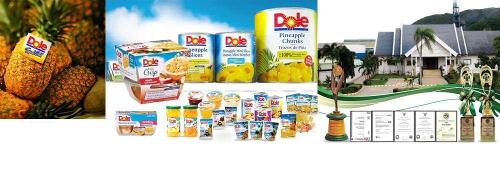 Dole Thailand Ltd.'s banner