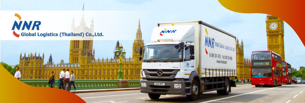 NNR Global Logistics (Thailand) Co., Ltd.'s banner