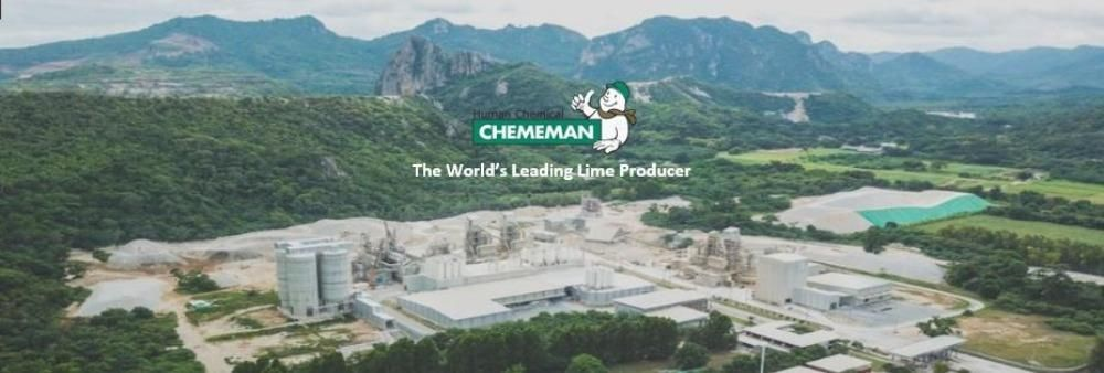 CHEMEMAN PUBLIC COMPANY LIMITED's banner
