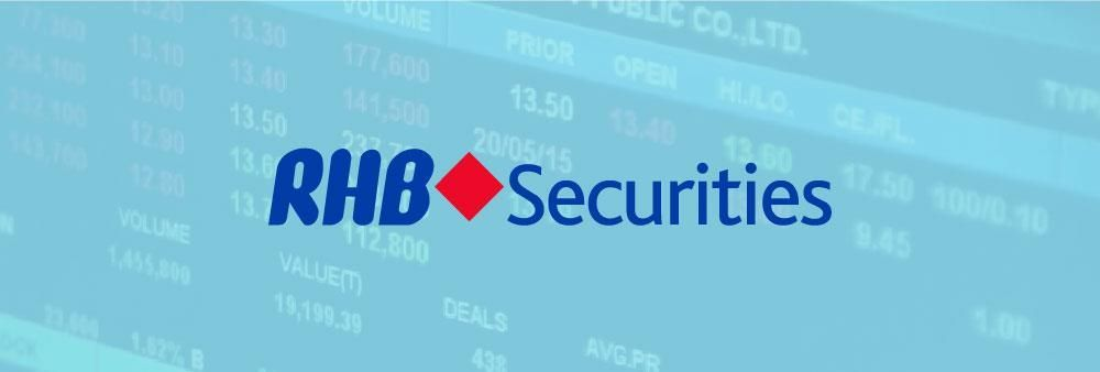 RHB Securities (Thailand) Public Company Limited (RHB Bank Berhad)'s banner