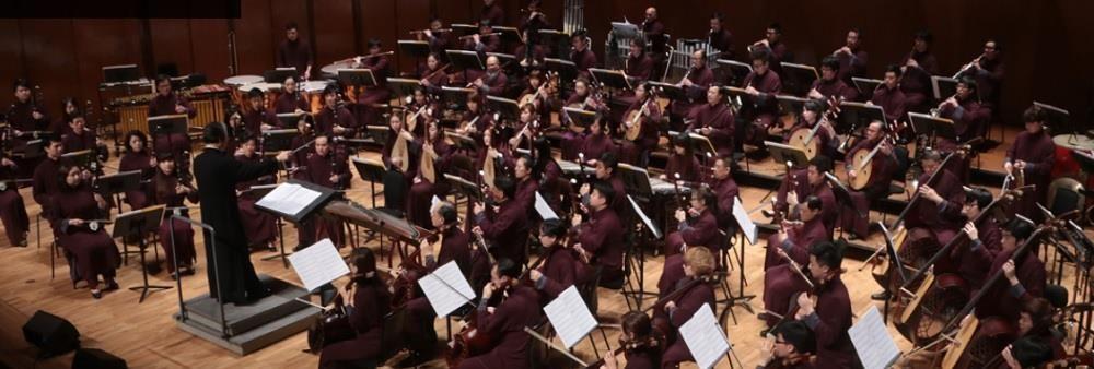 Hong Kong Chinese Orchestra Ltd's banner