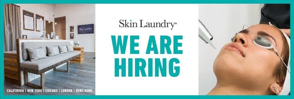 Skin Laundry Hong Kong Limited's banner