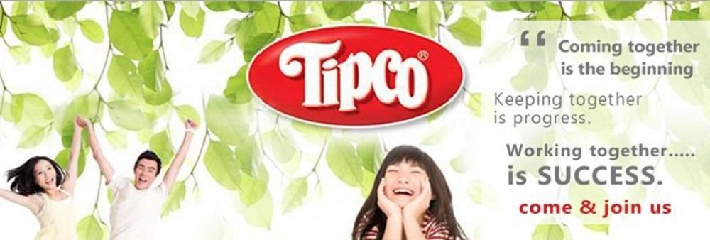Tipco Foods Public Company Limited's banner
