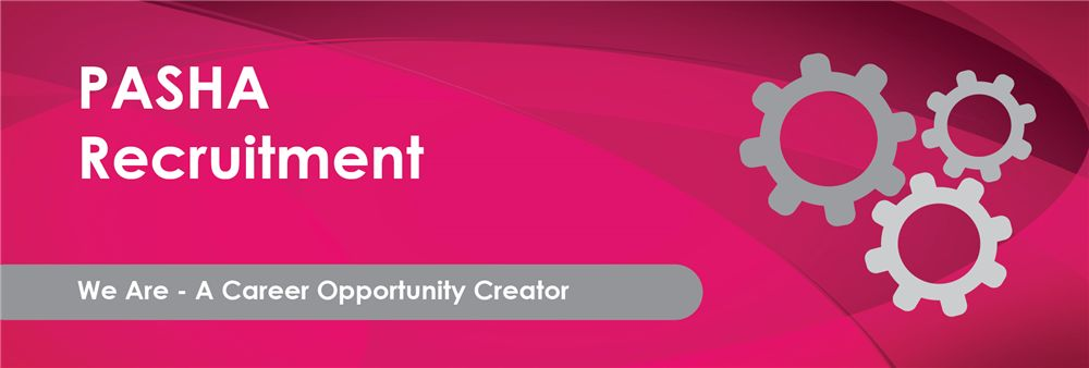 Pasha Recruitment Limited's banner