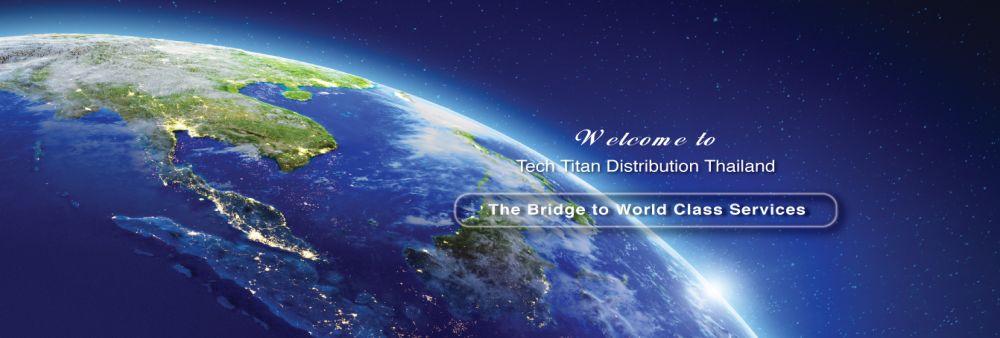 Tech Titan Distribution Company Limited's banner