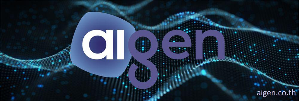 AIGEN CO., LTD.'s banner