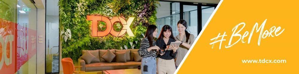 TDCX (Thailand) Ltd.'s banner