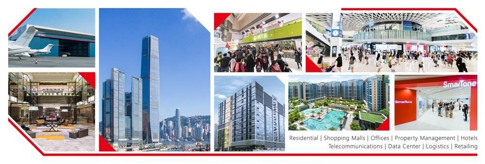 Sun Hung Kai Properties's banner