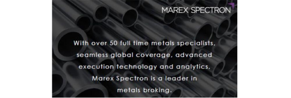 Marex Hong Kong Limited's banner
